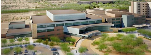 Mayo Clinic's new proton beam facility in Phoenix opening Spring, 2016