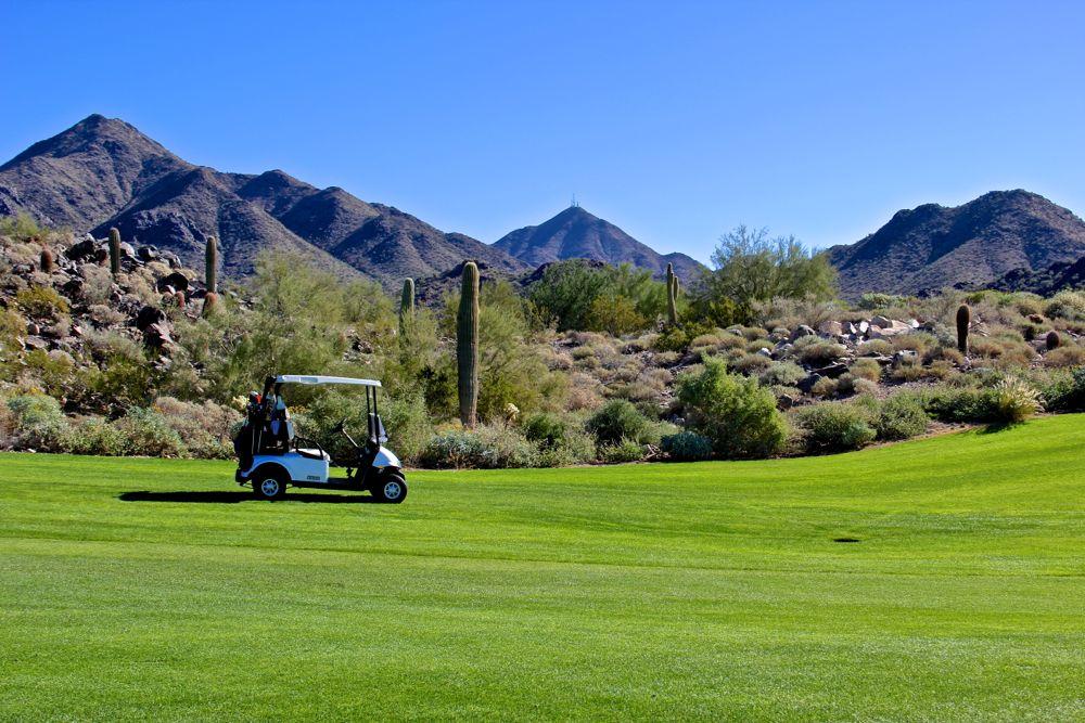 GoDaddy founder Parsons planning Scottsdale golf course