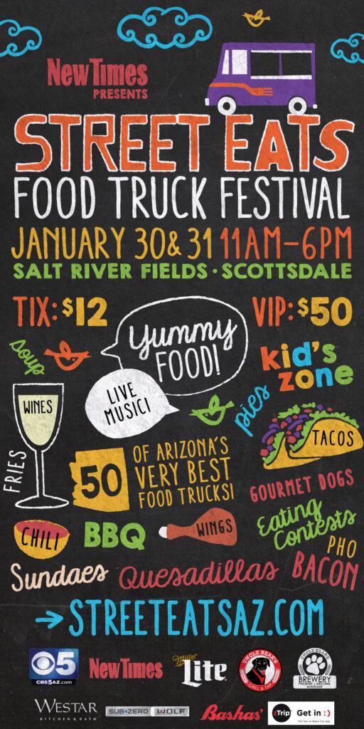 Scottsdale food truck festival 2016