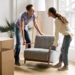 Staging Tip - Moving Furniture