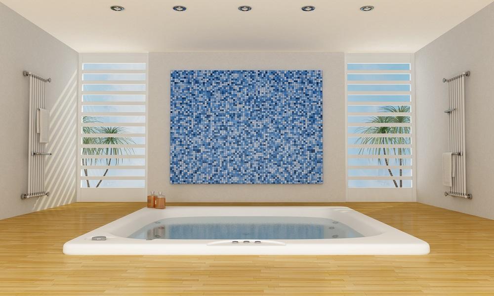 Luxury Home Amenities List - In-Home Spas