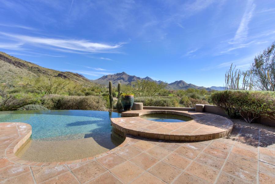 9820 East Thompson Peak Parkway - Scottsdale Luxury Real Estate