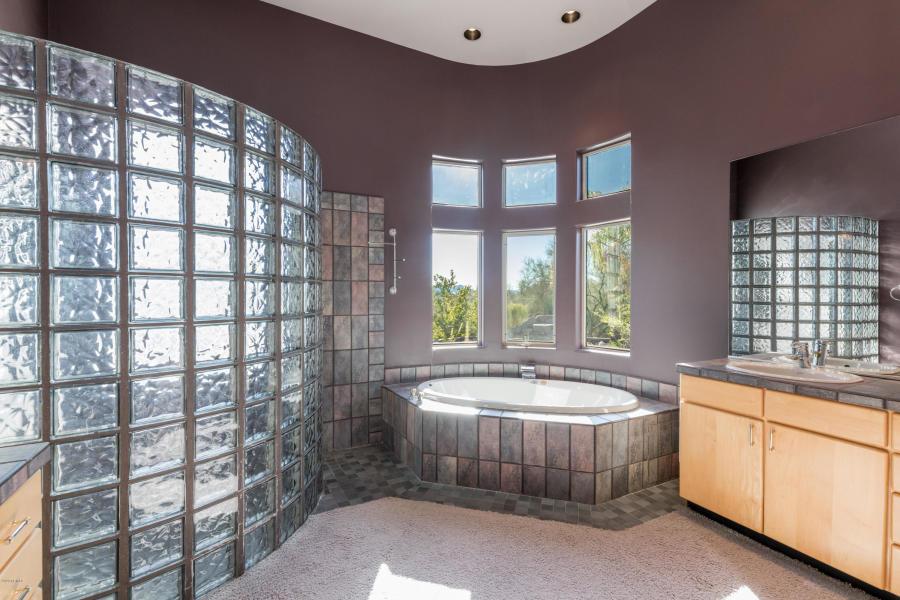 Luxury Bathroom Upgrades - 26261 North Paso Trail in Scottsdale
