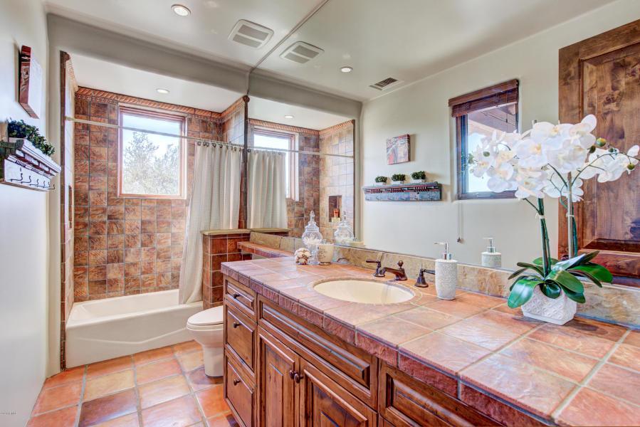 Luxury Bathroom Upgrades - 9820 East Thompson Peak Parkway
