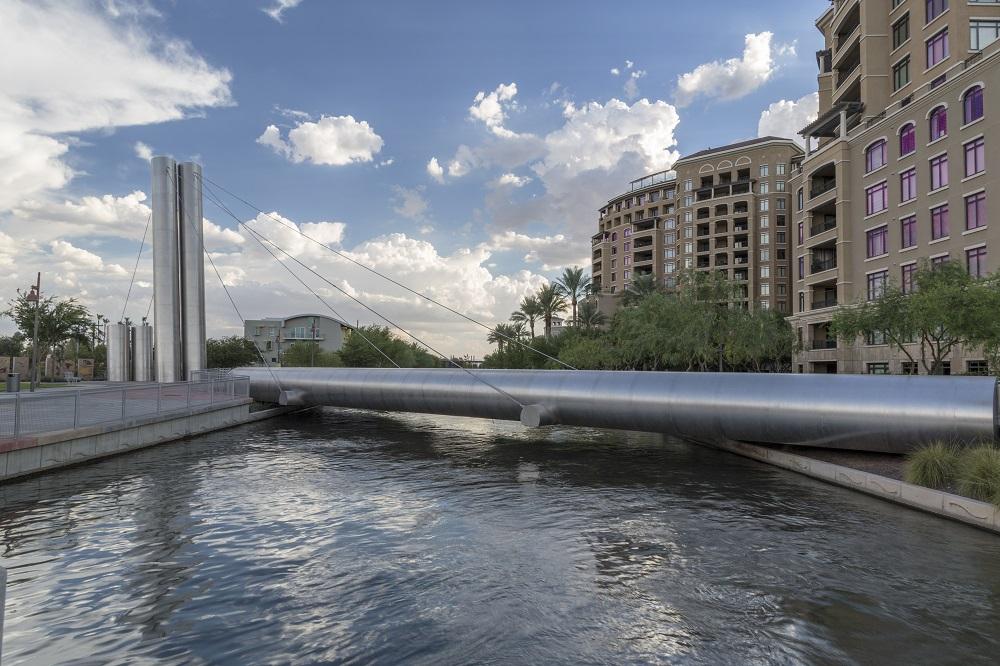 Valentine's Day Date Ideas in Scottsdale 2020 - Soleri Bridge