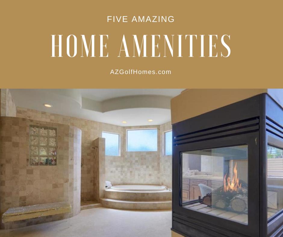 5 Amazing Home Amenities