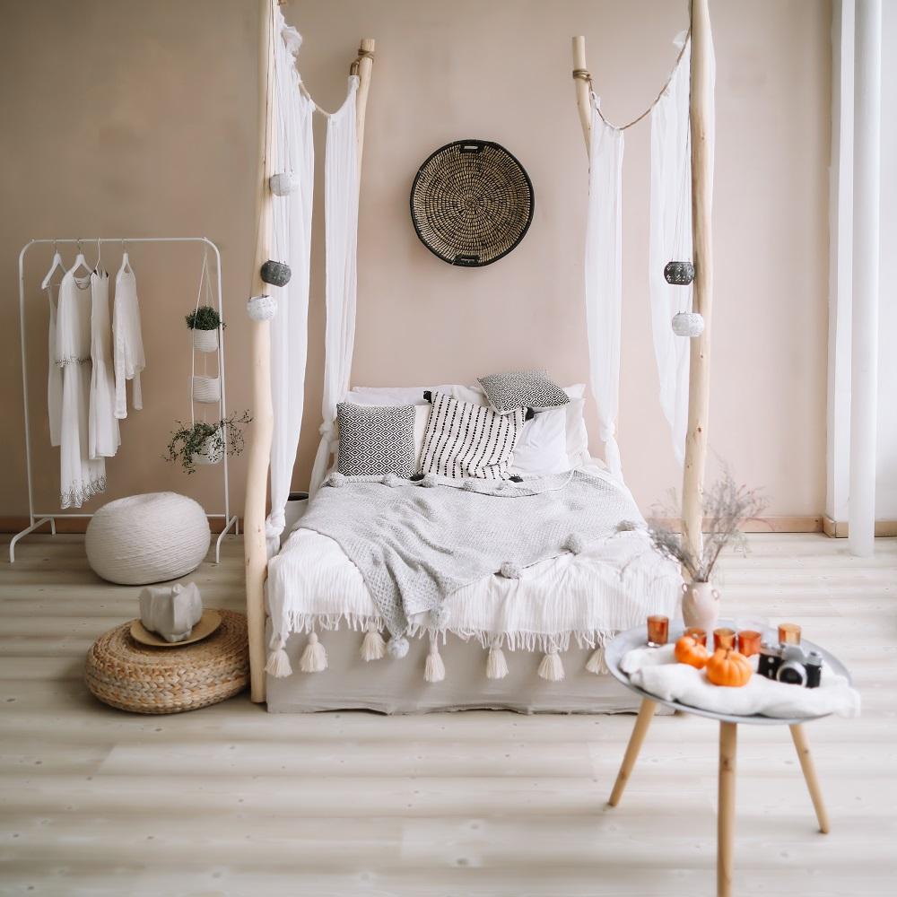 2021 Bedroom Design Trends - Canopy Frames