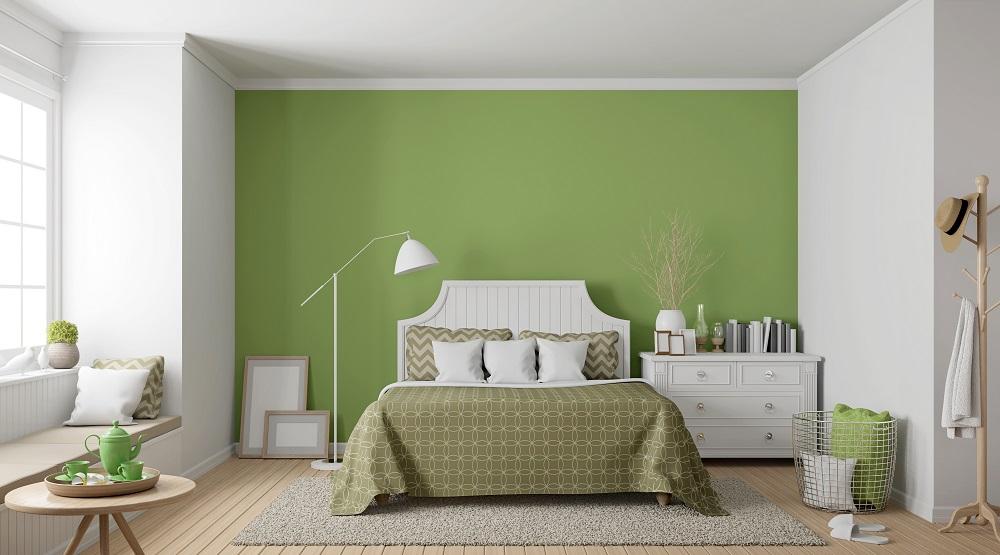 2021 Bedroom Design Trends - Patterned Rugs