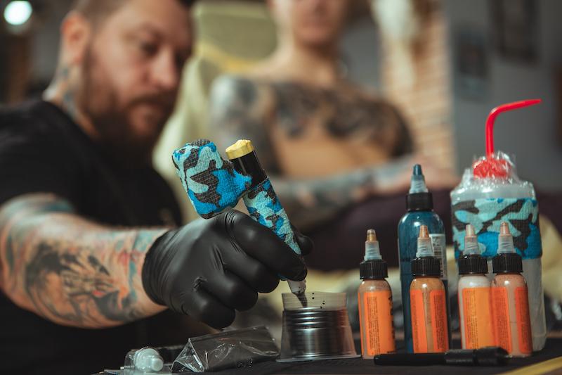 Tattoo & Body Art Expo at WestWorld