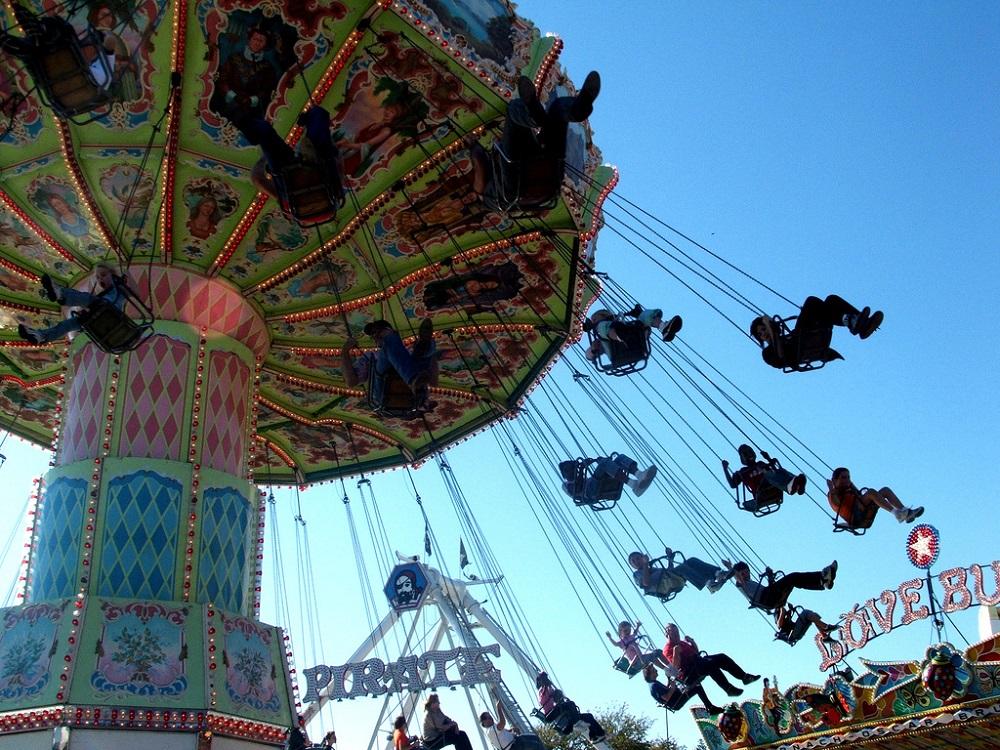 The 2021 Arizona State Fair in Phoenix